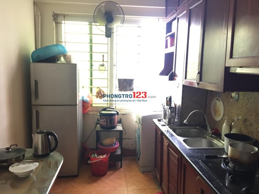 Cho thuê phòng trọ tại chung cư 789 Mỹ Đình- Hà Nội