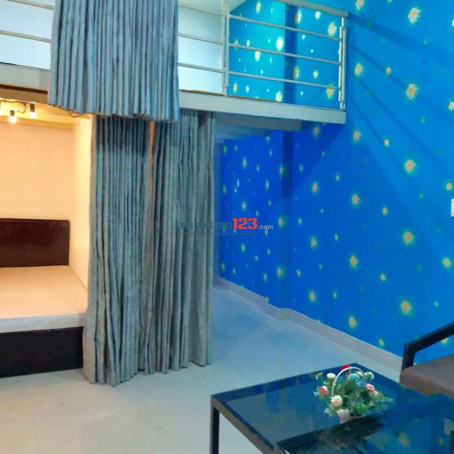 Phòng cao cấp giá rẻ, có thang máy, gần ĐH Bách Khoa, Y dược, Kinh Tế. Gía 6tr/tháng ở đc 6 sv, full nội thất