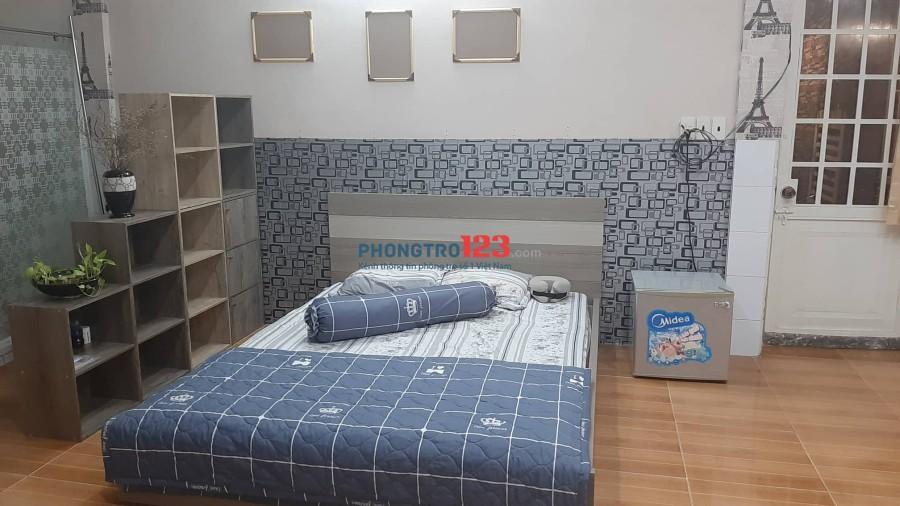 Phòng trọ Quận Thủ Đức 32m² (sẵn tủ, kệ, giường)