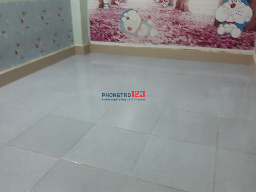 Phòng trọ Quận Tân Bình 16m2