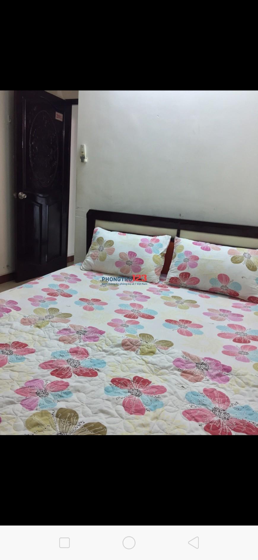 Cho thuê phòng Full nội thất Ngay khu Bùi Viện, Q.1. Giá từ 4,5tr/tháng, LH Mr Nguyện