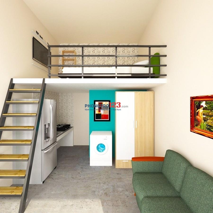 Nhà trọ cho thuê mặt tiền khu dân cư phường 3, Tp.Cao Lãnh