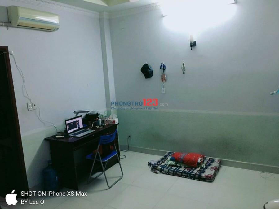 Phòng ở ghép chỉ 950k/ng. Khu vực Quang Trung, Phạm Văn Chiêu, Lê Văn Thọ, Lê Đức Thọ
