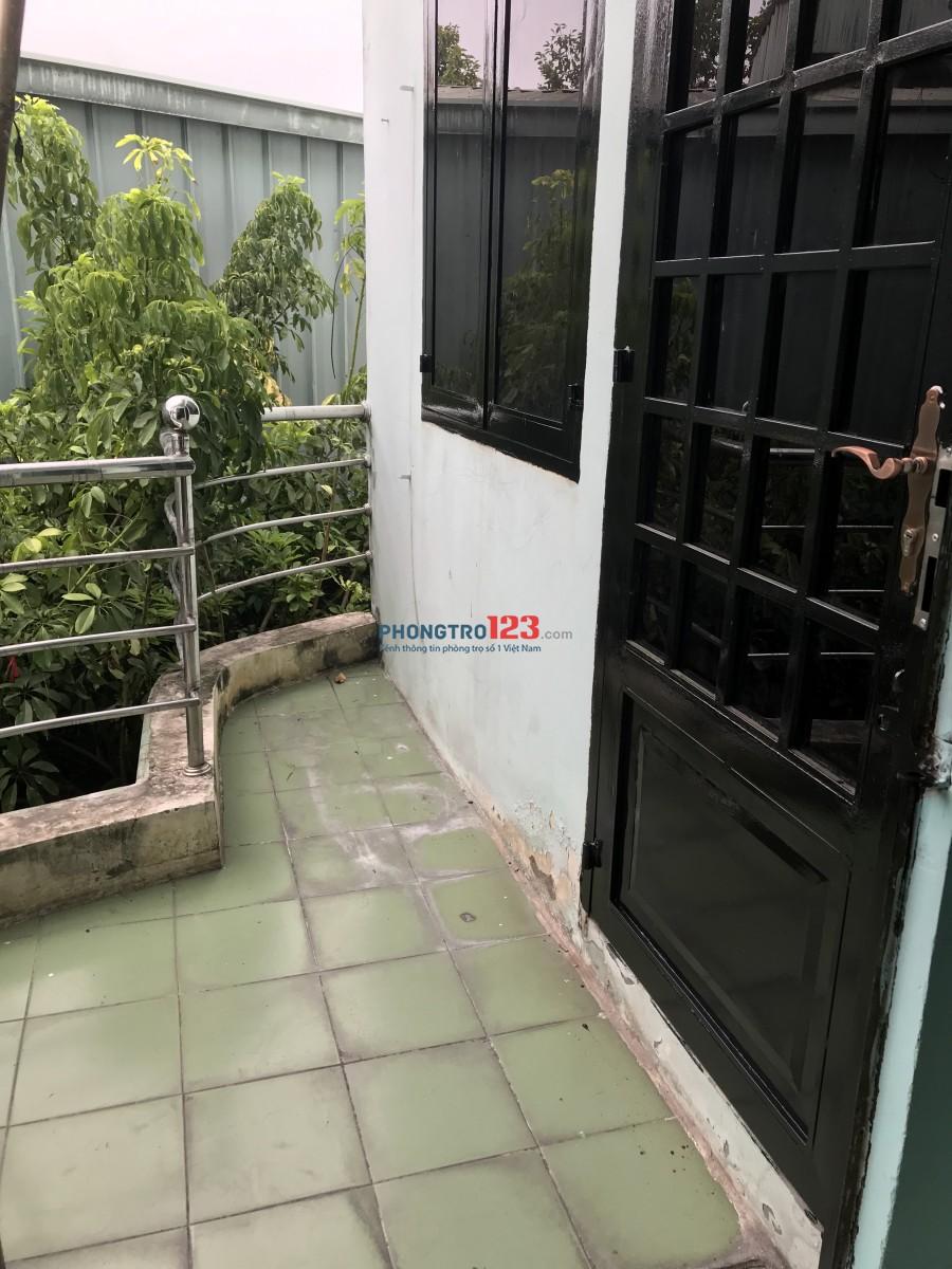 Cho thuê phòng trọ tại hẻm 312, P.10, Quang Trung, Gò Vấp