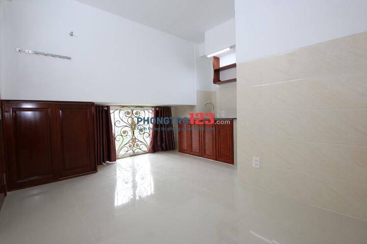 Khai trương căn hộ mini, phòng trống tiện cho mọi thiết kế riêng của bạn, giá 4tr5 và 5tr2 ngay Lâm Văn Bền, Q.7