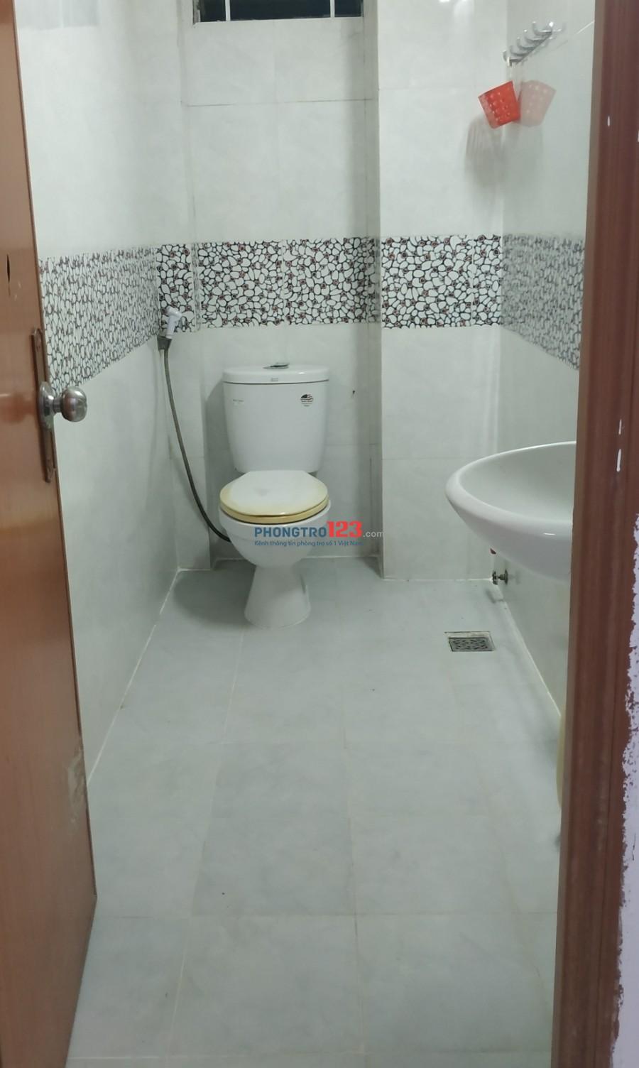 Cho thuê phòng trọ sạch sẽ, thoáng mát an ninh Quận Bình Tân, Bình Hưng Hòa B