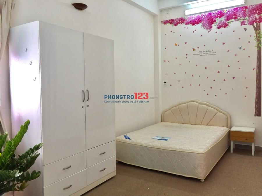 Phòng đầy đủ nội thất mặt tiền Q.1, 7.5tr giảm còn 6tr/tháng. Chính chủ: 0981088118 (A. Quyết)