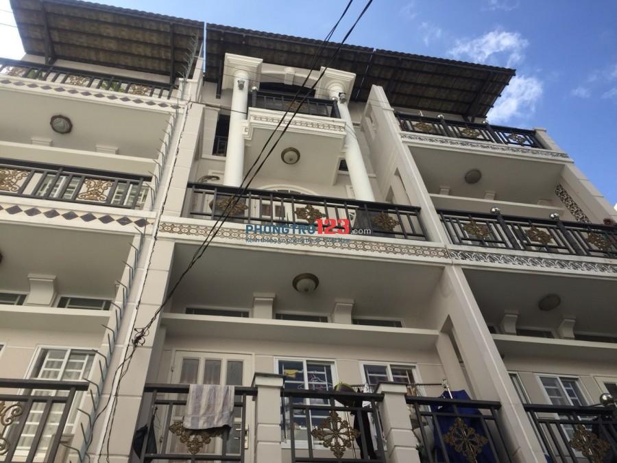 Phòng trọ KTX Phố Nguyễn Xí, Bình Thạnh, tiện nghi, đẳng cấp, sang trọng