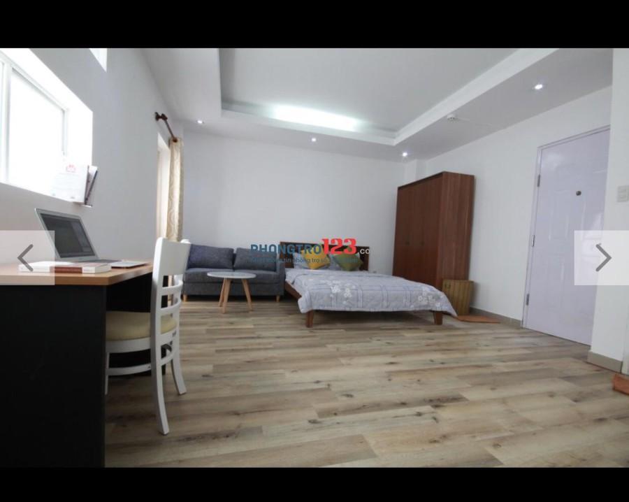 Cho thuê or Nhượng lại 1 Phòng CHDV Full nội thất tại Lý Chính Thắng, Q.3 Mr Khang