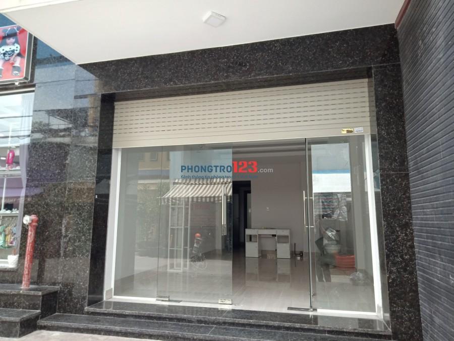 Cho thuê mặt bằng kinh doanh ở đường Tô Hiến Thành, Quận 10