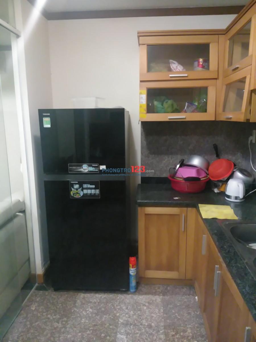 Tìm người ở ghép phòng chung cư Phú Hoàng Anh 1