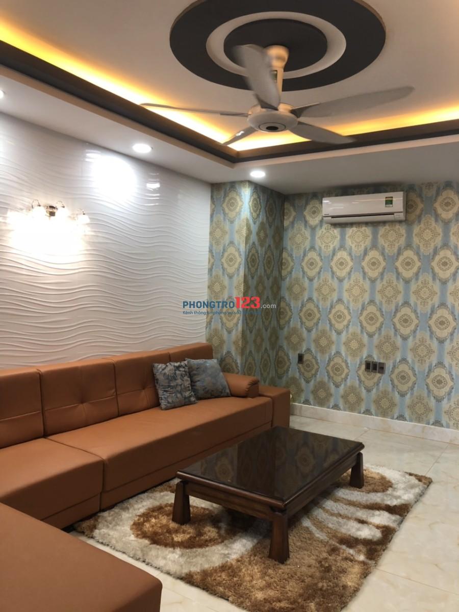 Cho thuê căn hộ dịch vụ số B7 toà nhà Agritechbuilding, KDC Tân Thuận Nam 2, Phú Thuận, Quận 7