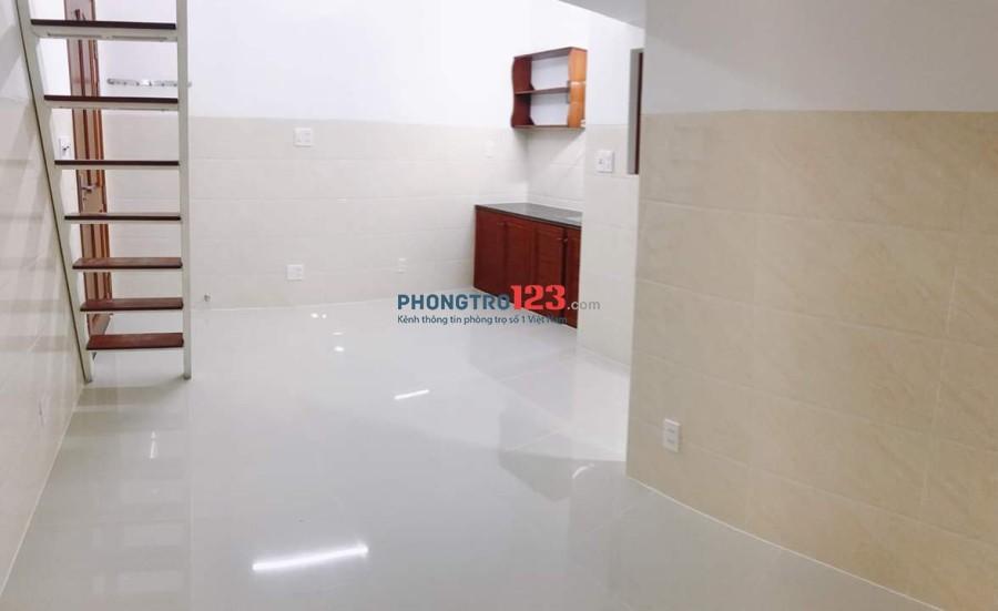 Phòng trọ mới xây tại trung tâm Q.7 - giá rẻ - có sẵn máy lạnh, máy nước nóng, máy giặt chung