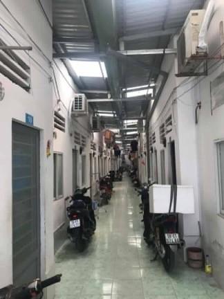 Cho thuê phòng trọ- giờ tự do- Bình Tân