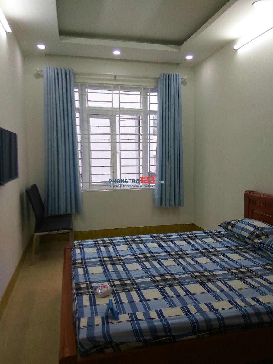 Chính chủ cho thuê phòng Full nội thất cao cấp tại Hẻm 285 CMT8, Q.10. Giá từ 4,5tr/tháng