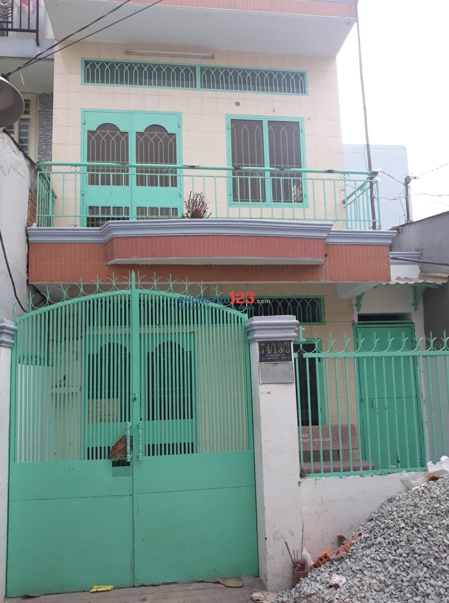 Nhà cho thuê nguyên căn Quận Bình Tân 160m²
