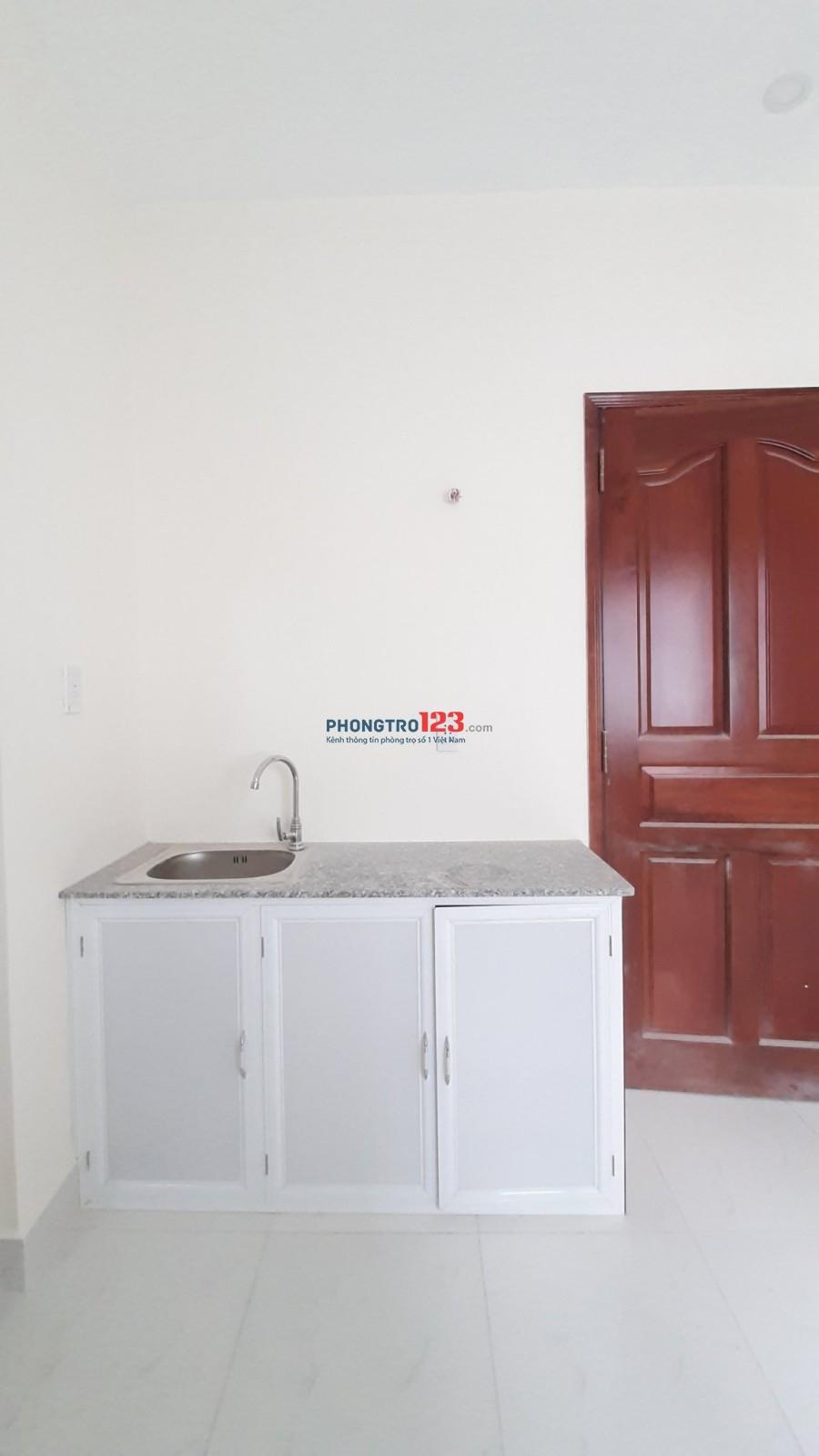 Căn hộ mini đường Huỳnh Tấn Phát, Quận 7 có máy lạnh