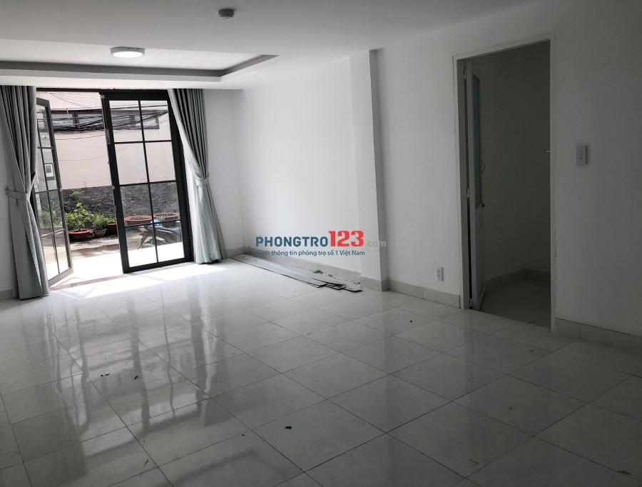 Phòng mặt tiền 50m2, có máy lạnh, tiện kinh doanh nhỏ. 496/46/14 Dương Quảng Hàm