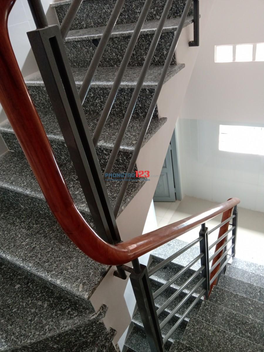Cho thuê phòng trọ mới xây 100%, có gác, chỉ từ 2.2 triệu/tháng,Tân Bình.