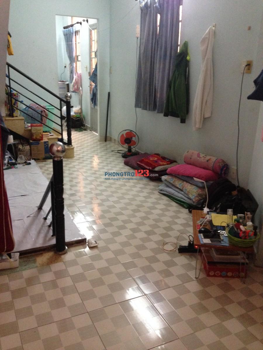 Tìm 1 bạn nữ ở ghép tại Hưng Phú, Q.8 (gần cầu Chữ Y)