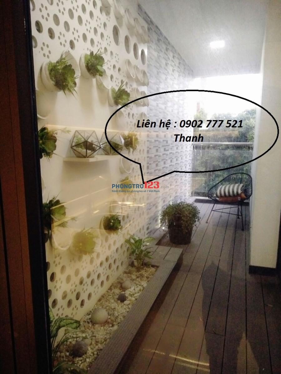 Cho thuê nhà mới hoàn thiện cơ bản chỉ 10 triệu/tháng, 2pn, 2wc, căn hộ mặt tiền Mai Chí Thọ