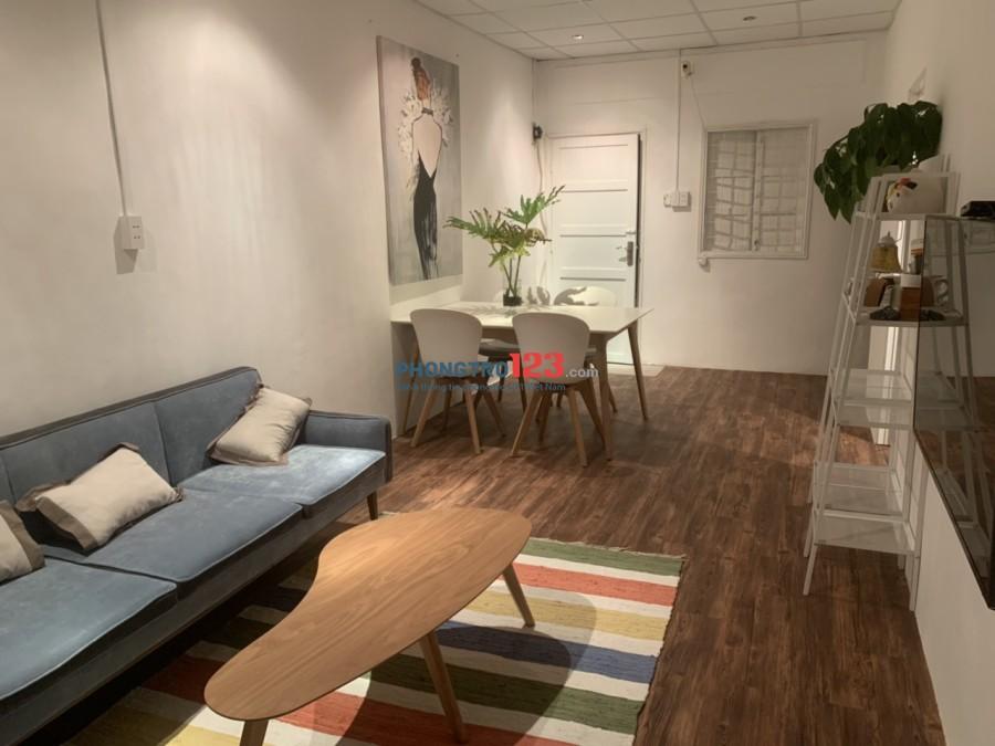 Chính chủ cho thuê căn hộ 1pn Full nội thất mới tinh ngay 21B Nguyễn Đình Chiểu, Q.1 Ms Ngọc