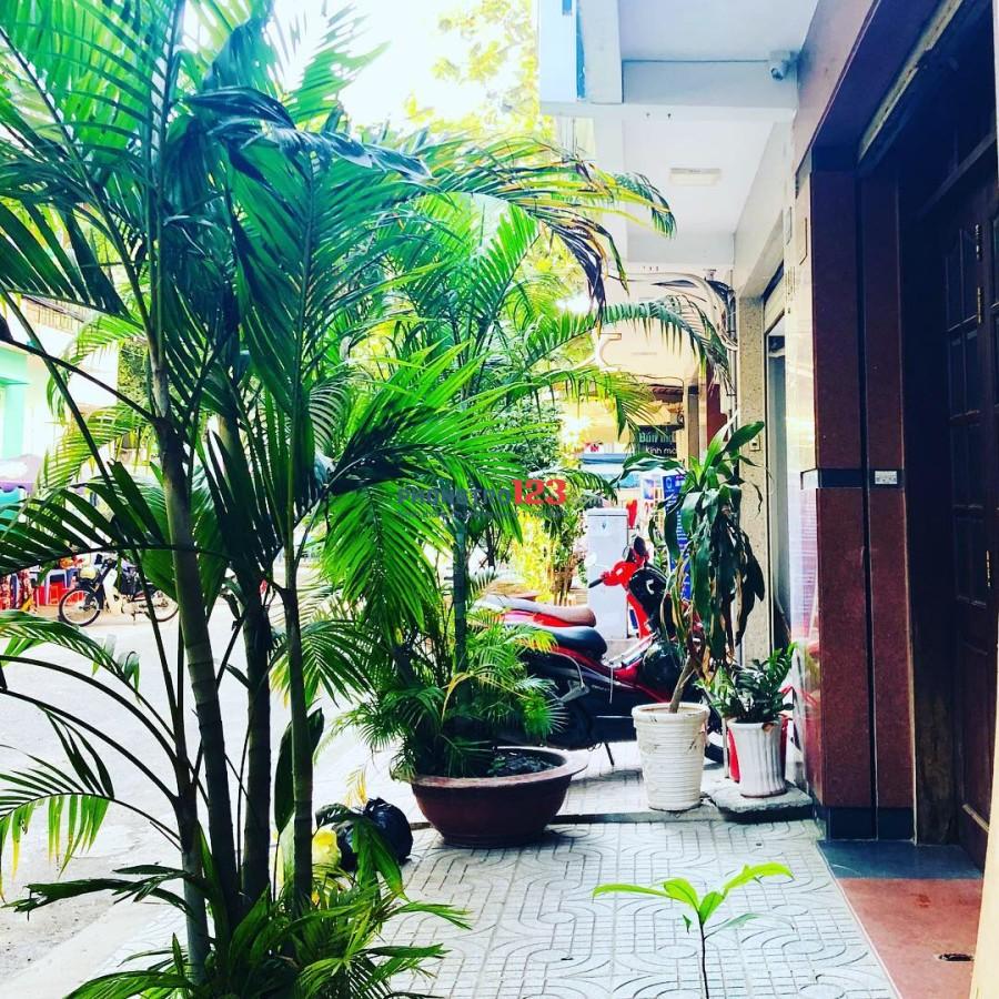 Phòng đẹp khu lịch sự trung tâm Q1