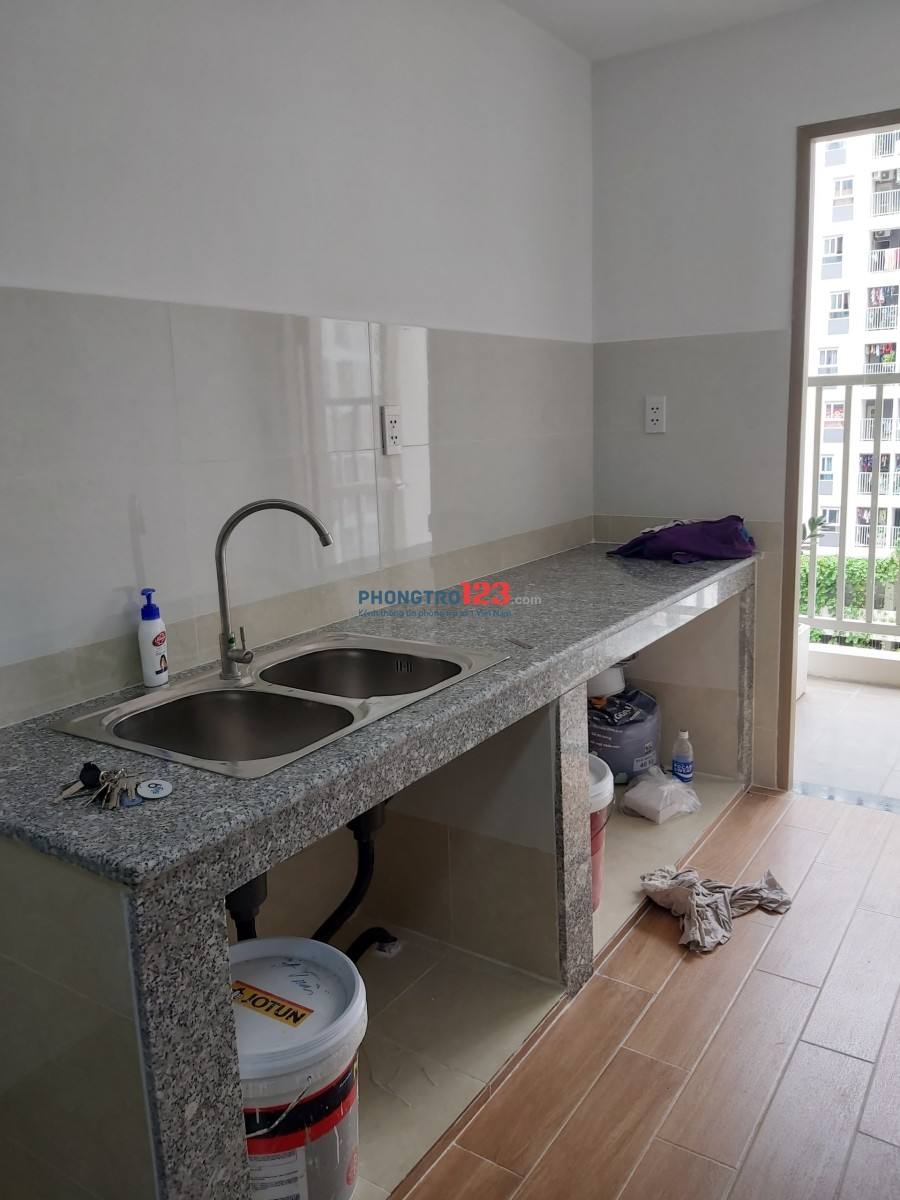 Chính chủ cho thuê căn hộ Sky9 63m2 2pn Đường Liên Phường, Q.9. Giá 7tr/tháng Mr Phong