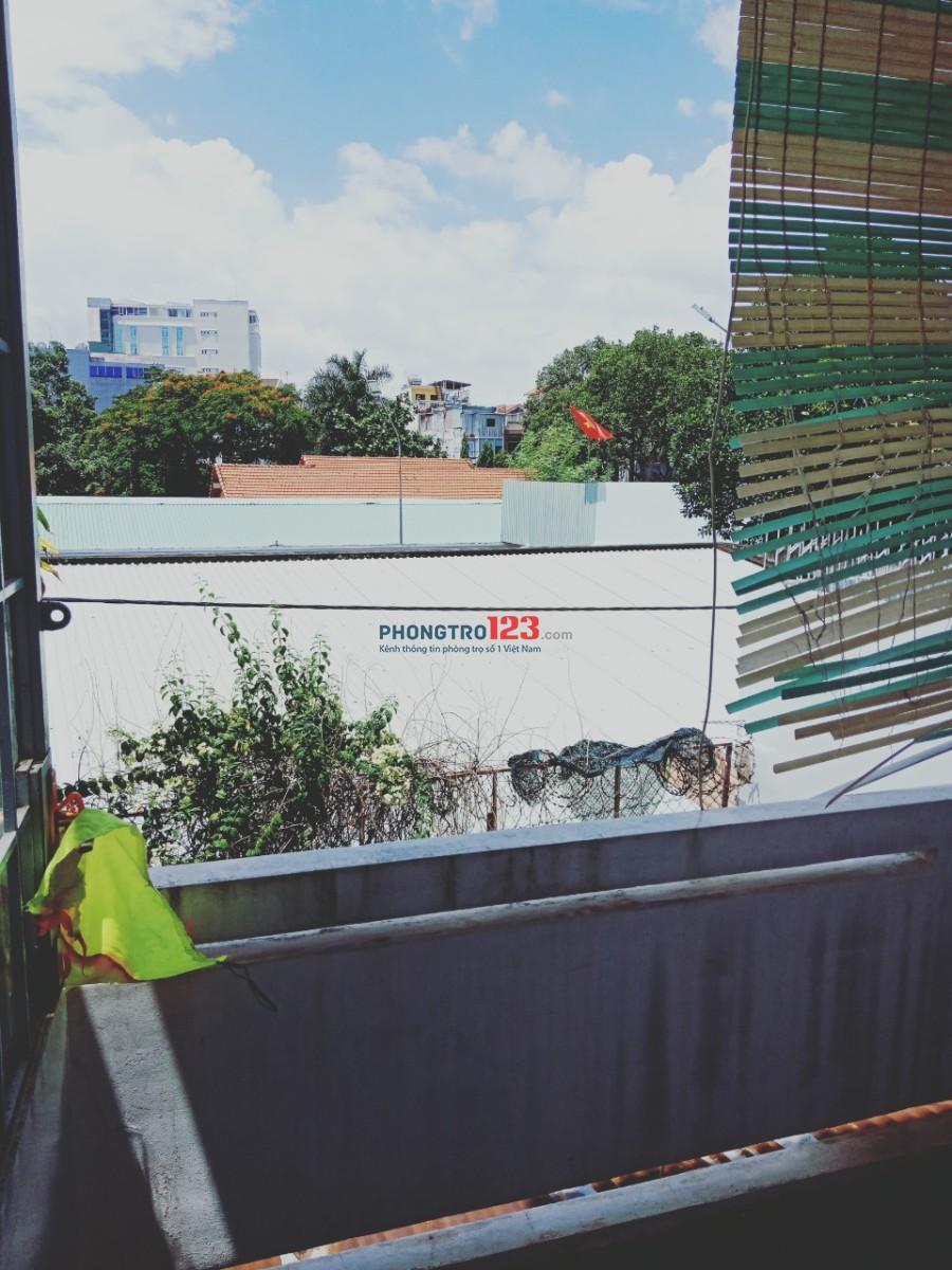 Chính chủ cho thuê nhà nguyên căn 2 lầu hẻm xe tải ngay sân bay Đường Yên Thế, Cô Lâm