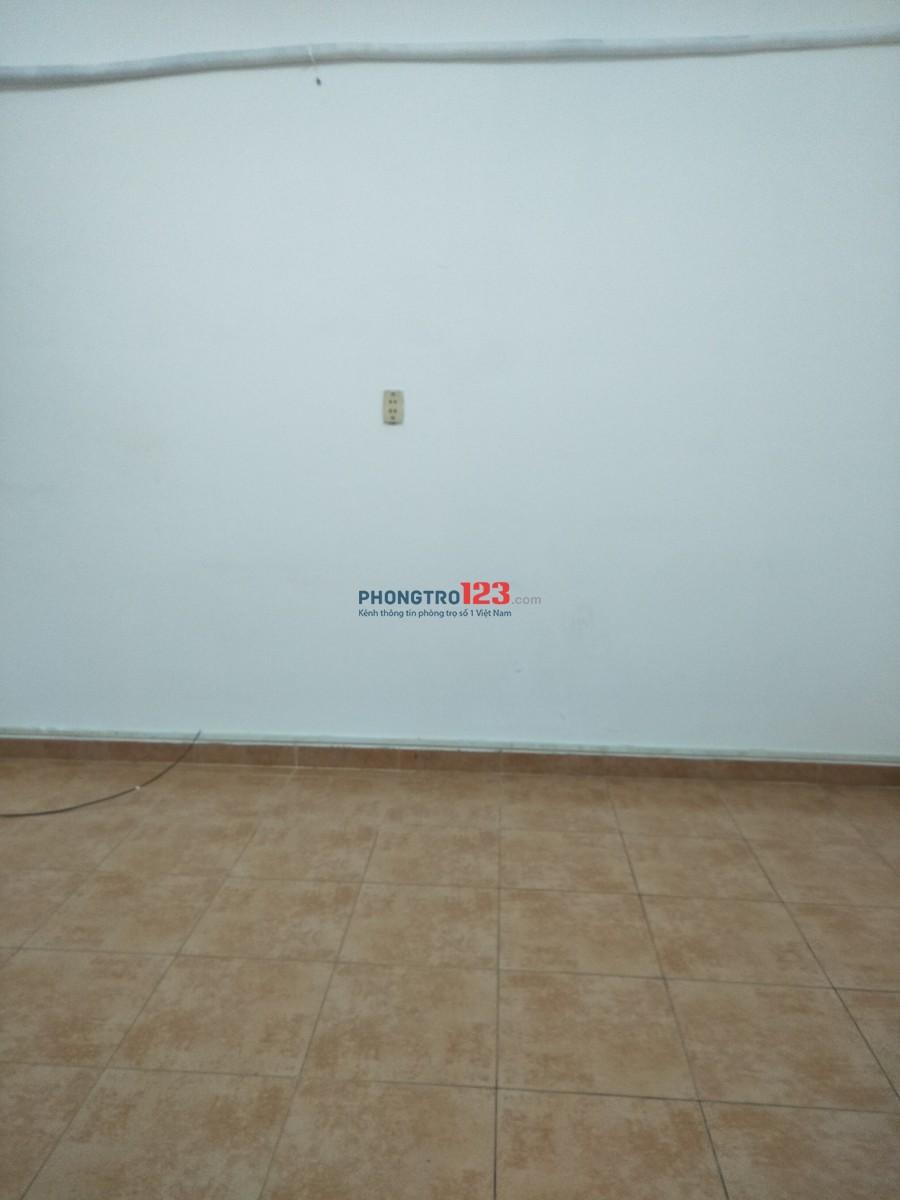 Phòng rộng đẹp 25m2, 3,9triệu, Lê Văn Huân, P.14, Tân Bình