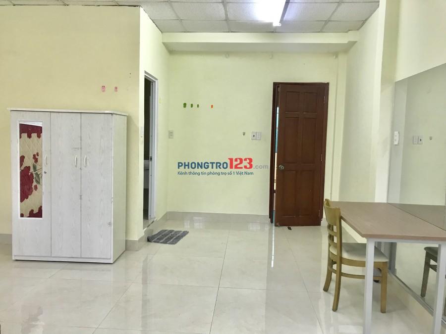 Cho thuê phòng trọ Phú Nhuận đầy đủ nội thất, sạch đẹp, an ninh, giờ tự do