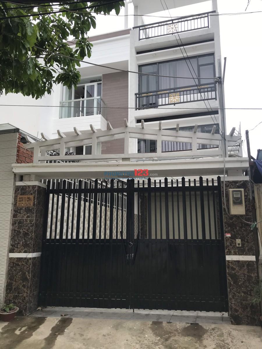 Cần cho thuê phòng trọ khu vực VIP - Ngõ 1979 Huỳnh Tấn Phát - TT Nhà Bè