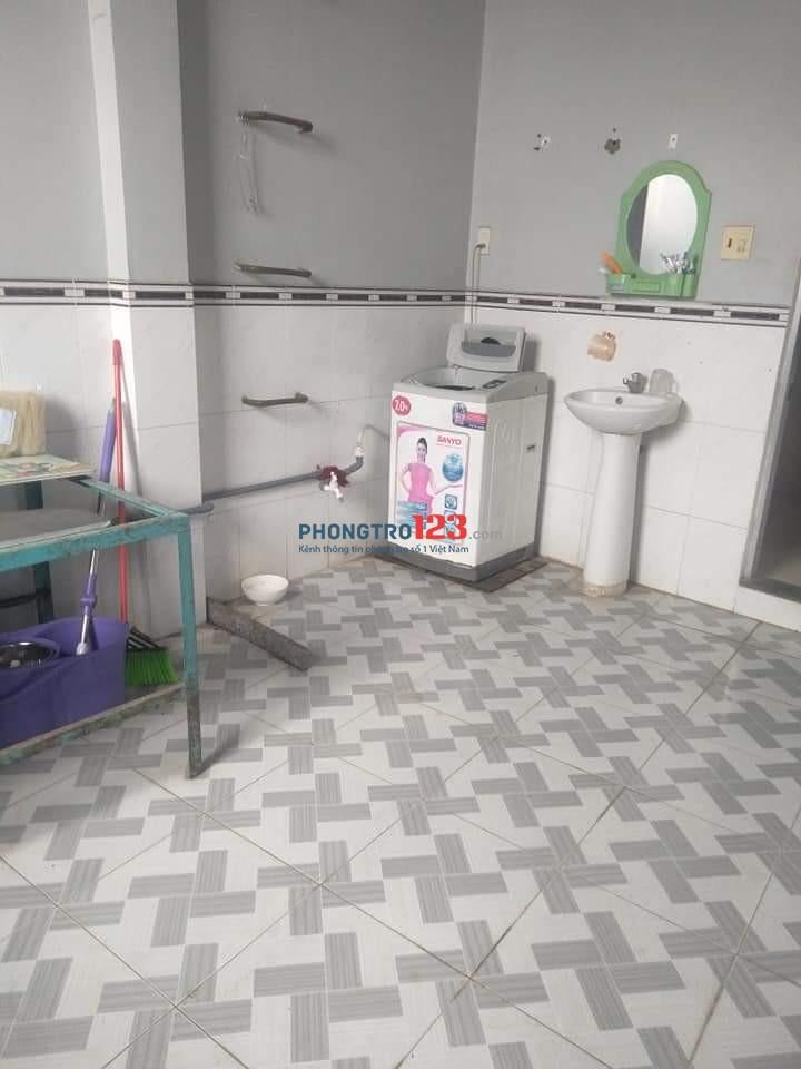 Cho thuê phòng trọ nữ 209 Huynh Thúc Kháng, P.Thi Nại, Quy Nhơn