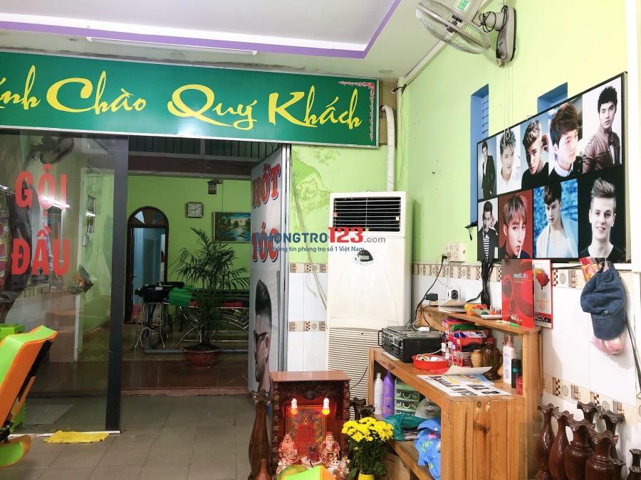 Chính chủ sang mặt bằng tiệm tóc mặt tiền Lê Văn Khương, P.Thới An, Q.12 Mr Sáng