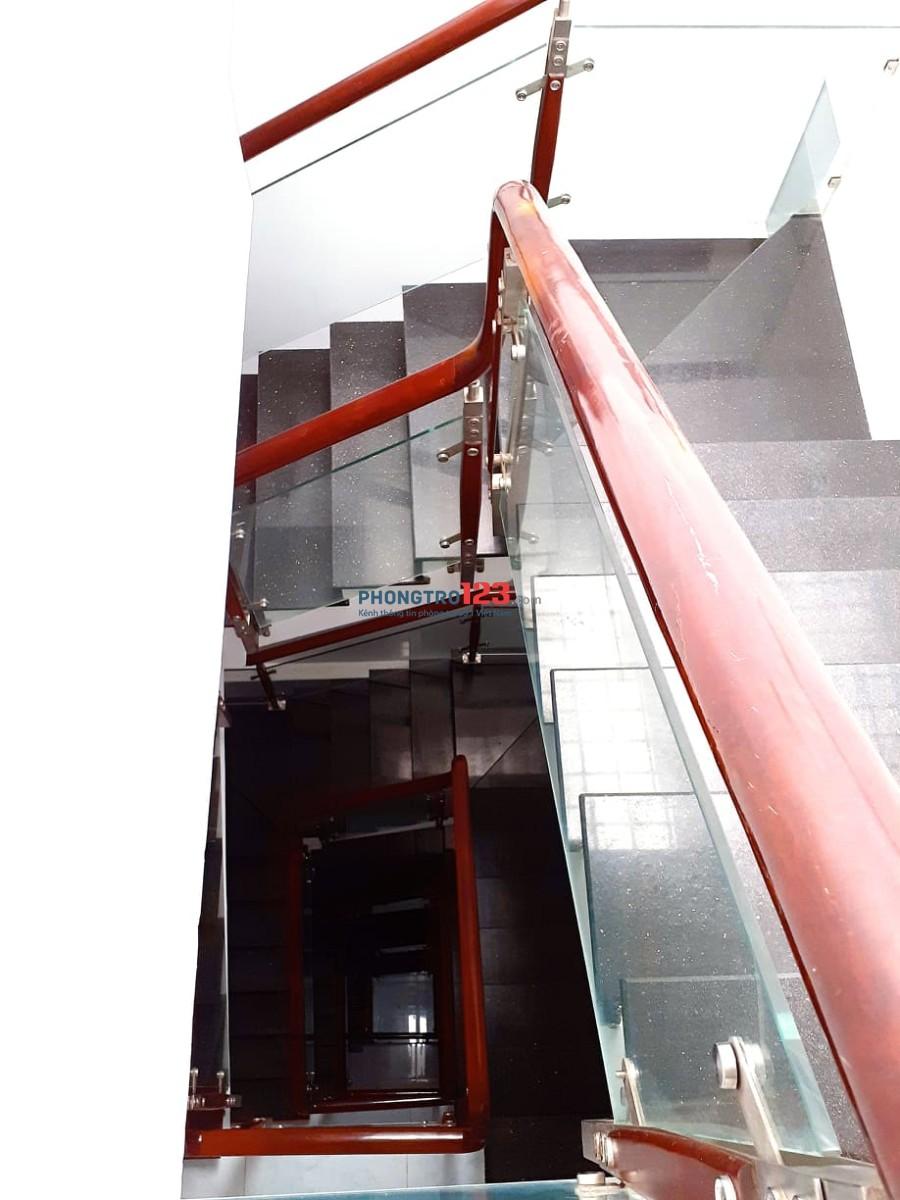 Cho thuê phòng cao cấp mới xây 100% quận Gò Vấp