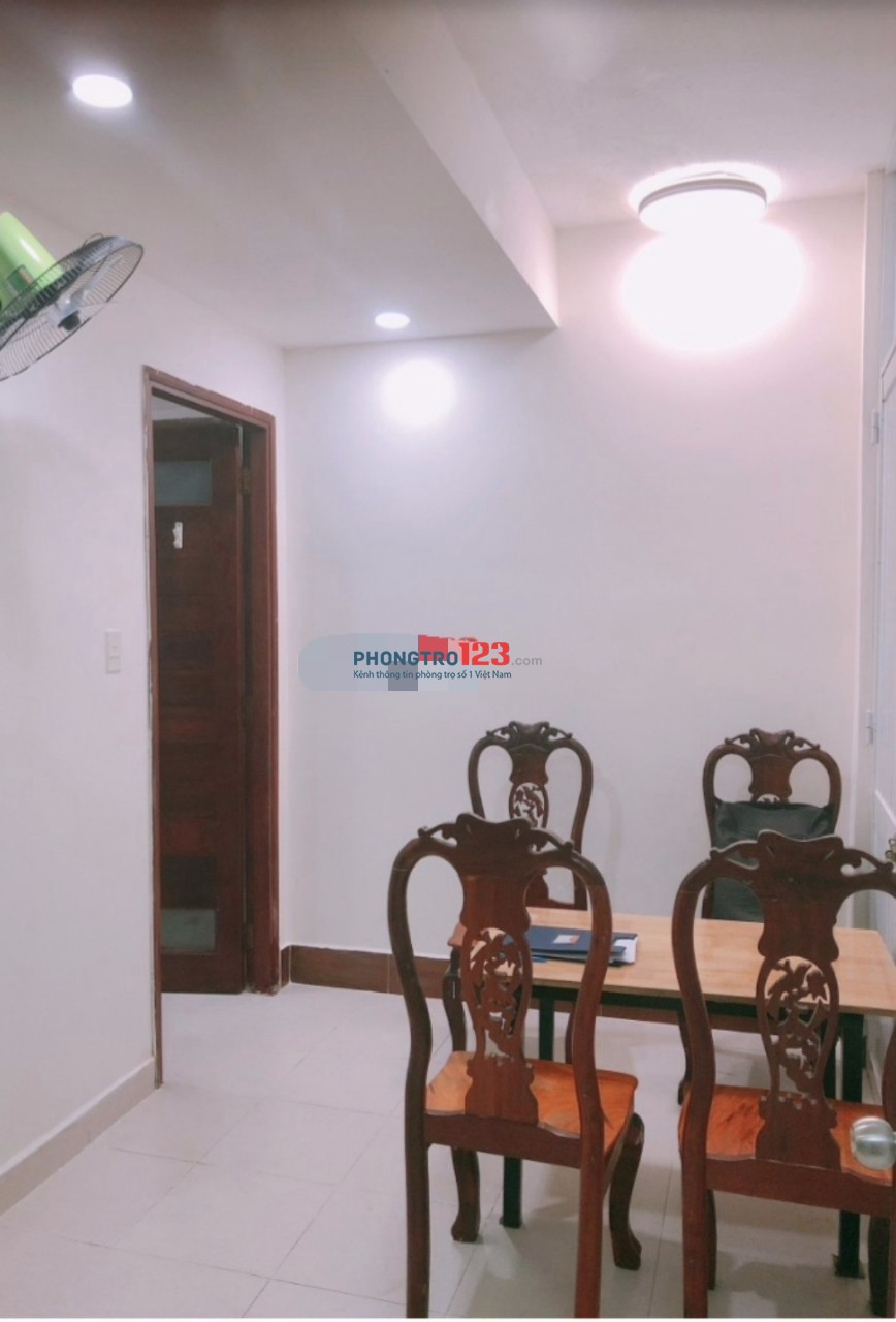 Cho thuê chung cư Thái An, Q.12 đầy đủ nội thất giá mềm 4,2tr/tháng. Lh Anh Phong
