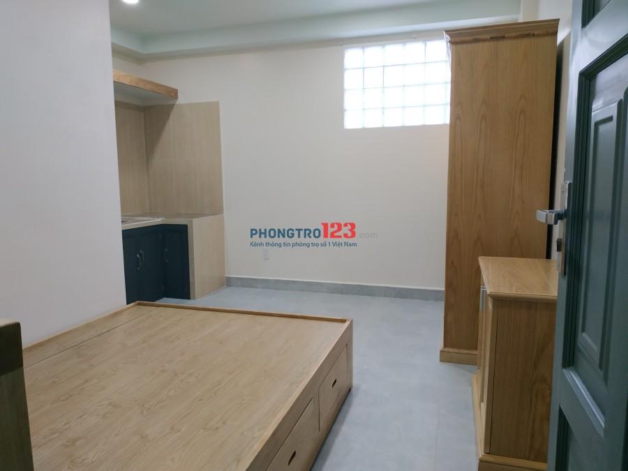 Căn hộ nội thất giá rẻ Q7 - Gần đại học Tài Chính Marketing