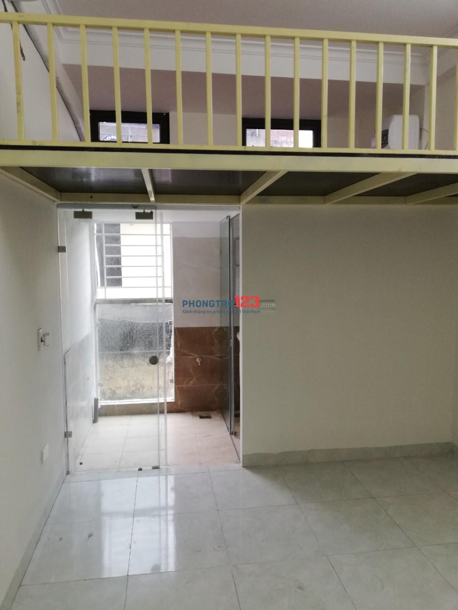 Chung cư mini tại 108 Bà Triệu, Hà Đông, chung cư mới xây