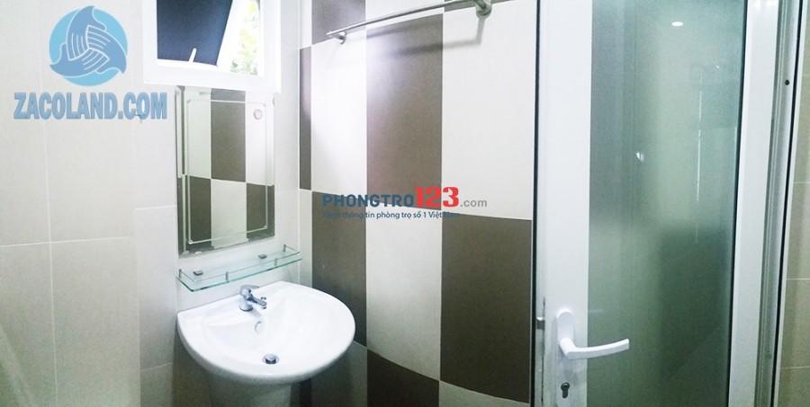 Cho thuê phòng trọ đủ nội thất Q.7