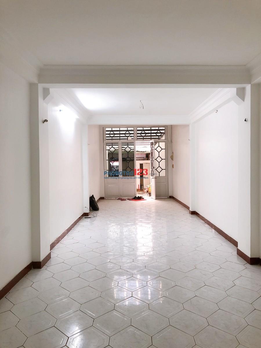 Cho thuê nhà nguyên căn hoặc từng phòng mặt tiền Nguyễn Xí, Q.Bình Thạnh Mr Quang