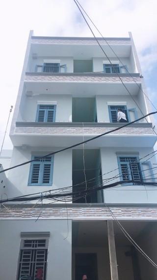 Chung cư mini tọa lạc tại Trường Chinh