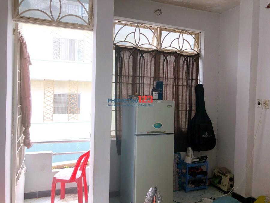 Chính chủ cho thuê phòng tại cư xá Chu Văn An, P.26, Q.Bình Thạnh. Giá 3tr/tháng Mr Nhật