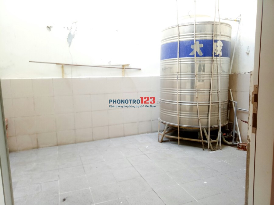Căn hộ Phú Nhuận 28m2, dàn kệ bếp, Free nước nét cáp, full nội thất, bảo vệ 24/7, Giờ Tự Do