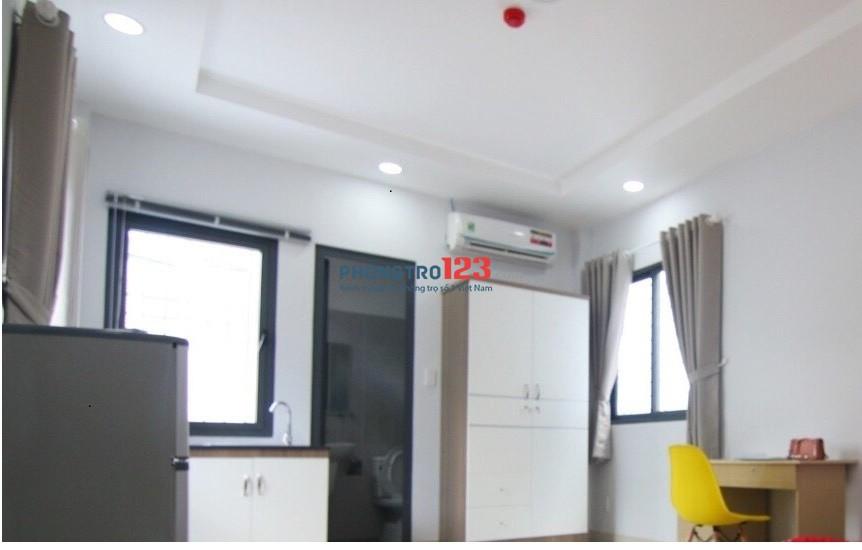 Cho thuê căn hộ mini quận 1 gần bệnh viện Từ Dũ, Đường Tôn Thất Tùng