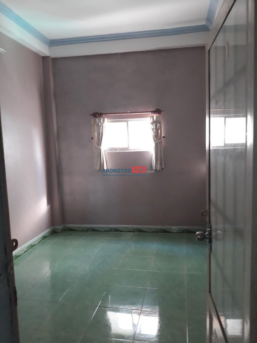 Cho thuê phòng có máy lạnh gần công viên làng hoa Gò Vấp, giá hai triệu