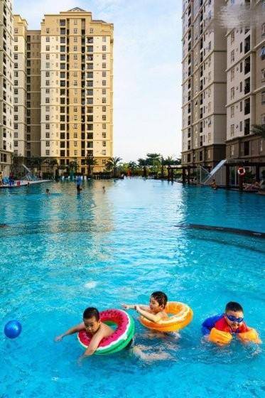 Cho thuê căn hộ chung cư Gia Hòa 60m2 2pn Đỗ Xuân Hợp, P.Phước Long B, Q.9. Giá 11tr/tháng