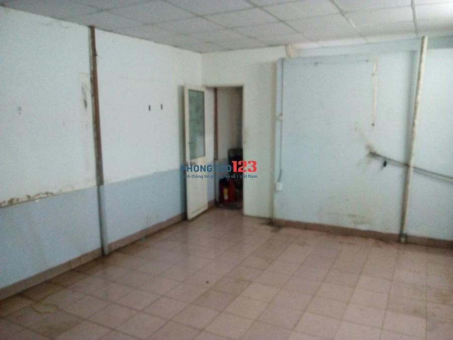 Nhà trọ cho thuê 236 Hòa Hưng quận 10 giá rẻ ở được từ 4-5 người.