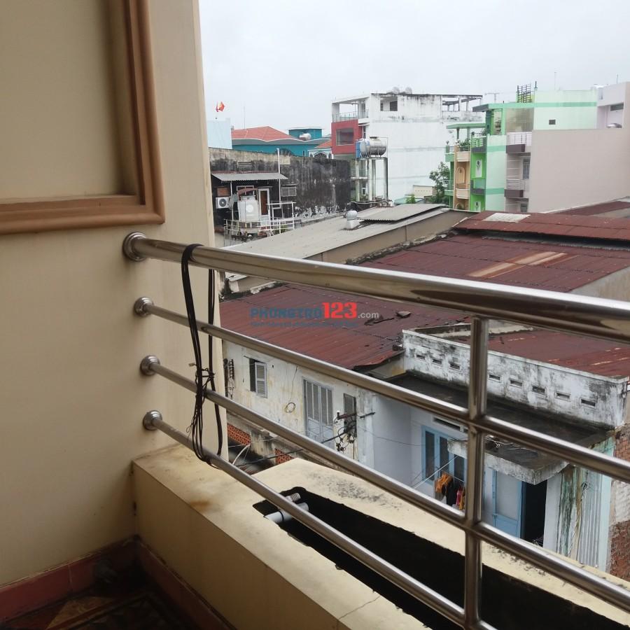 Phòng cho thuê Hồng Bàng, P.1, Q.11, DT 20-40m2