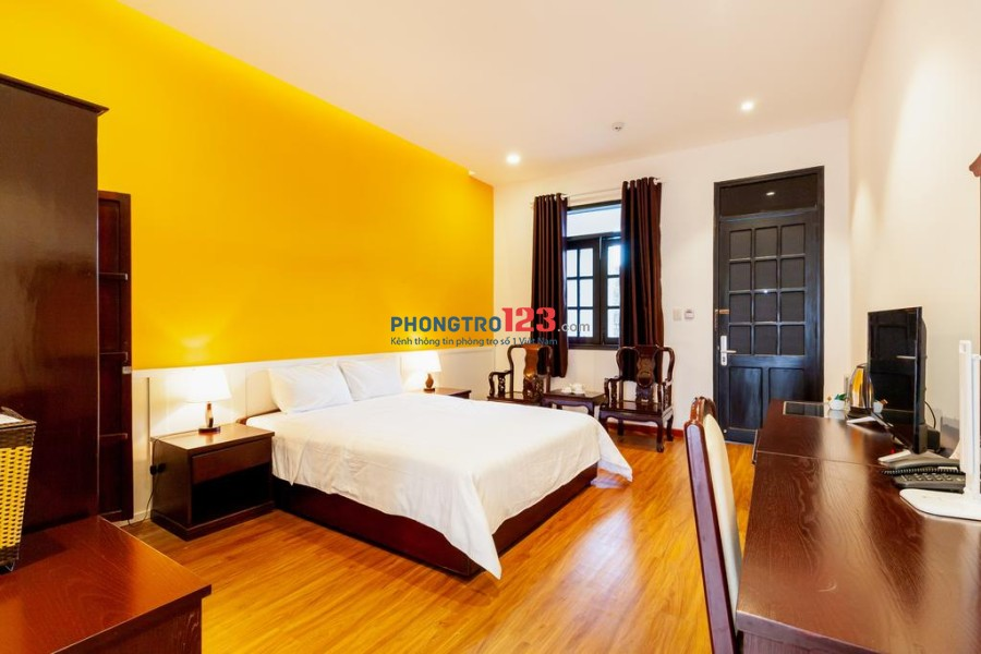 Cho thuê căn hộ dịch vụ Full nội thất tại Đường 3/2, P.12, Q.10, giá từ 8tr/tháng. LH Mr Nhật
