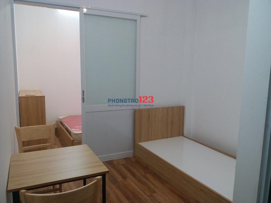Trọ Tân Phú - Đầy đủ nội thất, 2 phòng ngủ, giờ tự do, nấu ăn riêng